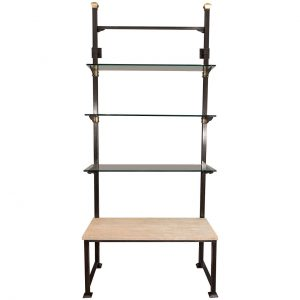 Viennese Secessionist Wall Mounted Shelving System Wiener werkstätte