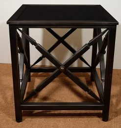 http://www.jonathanburden.com/gallery/a-pair-of-contemporary-neo-classical-metal-side-tables-with-inset-wooden-tops/