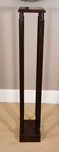 A Mahogany Model Stand designed by Sir John Soane