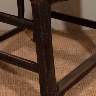Pair of 19th Century Chinese Horseshoe Chairs