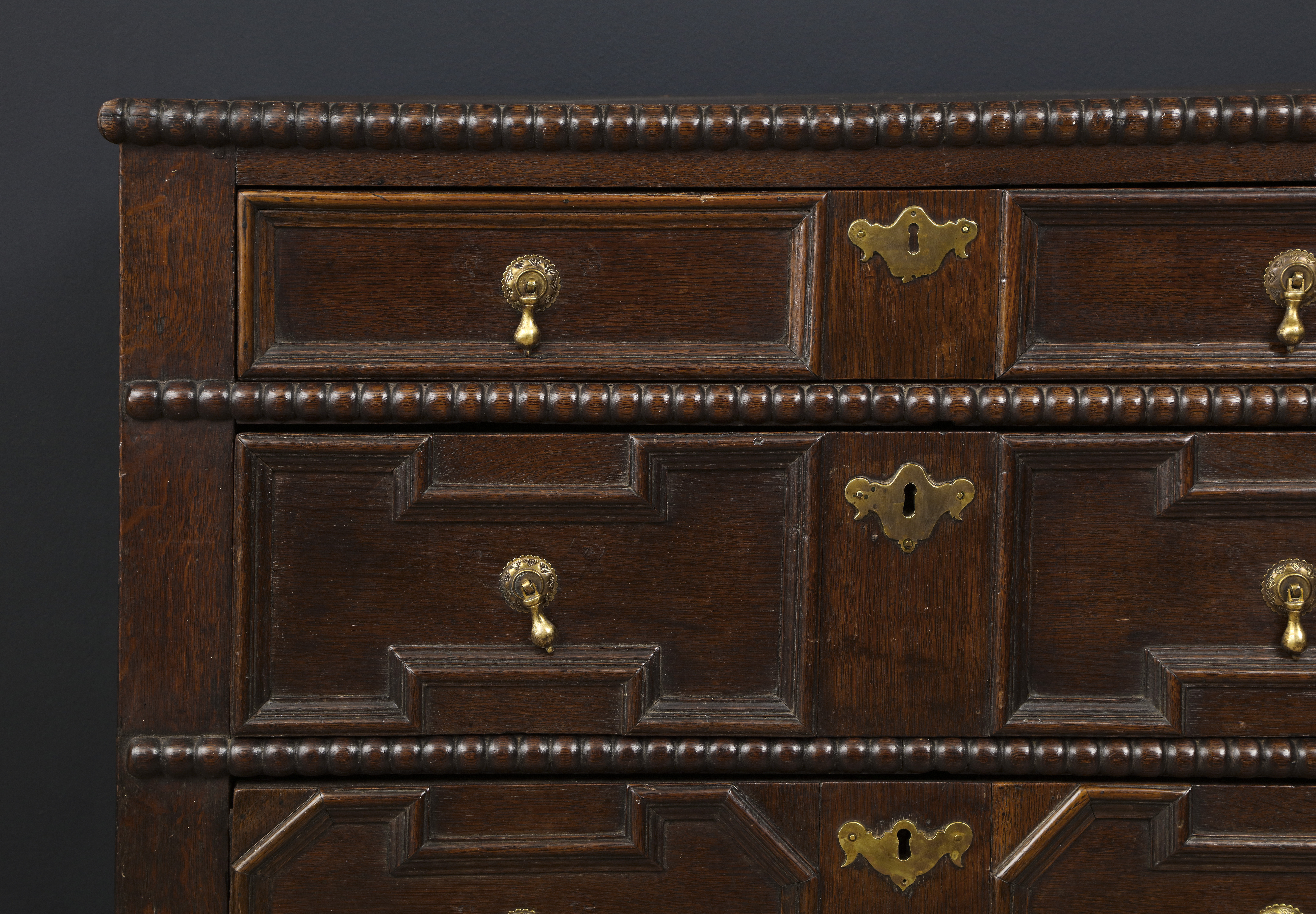 with it graphite product and stunner drawers dressed is gold of a furniture paint chest subtly chalk burled antique kathie design jordan this sold we leafing chst cupboard late walnut have up