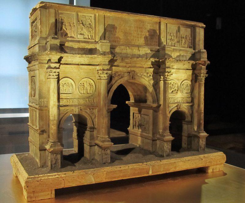 Arch of Constantine Cork Antonio Chichi