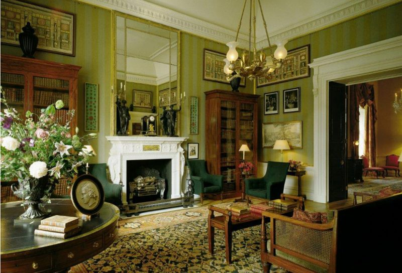 Bibliotheques Spencer House Library