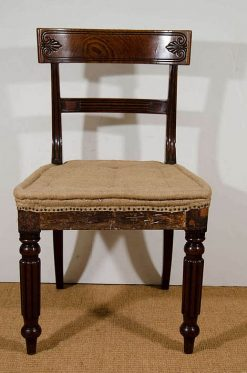 William IV Mahogany Dining Chairs